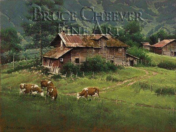 Cheever090219-04 Grindelwald Farm