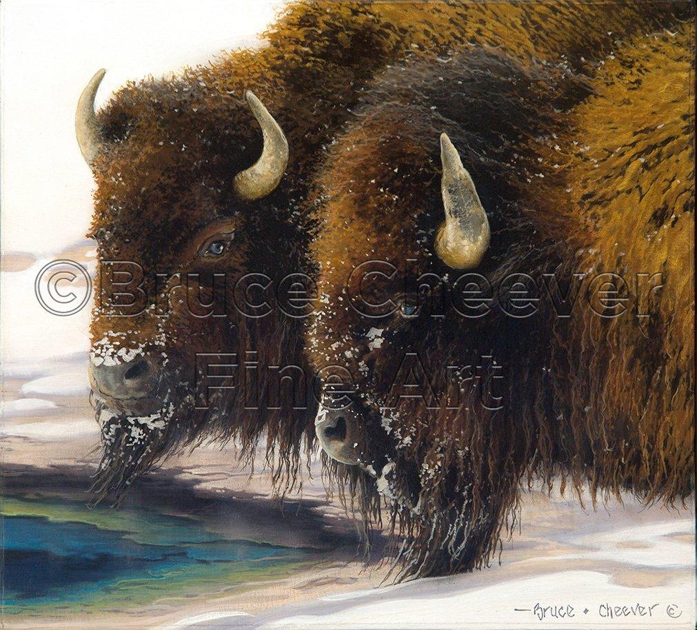 Cheever171106-01 Yellowstone Winter