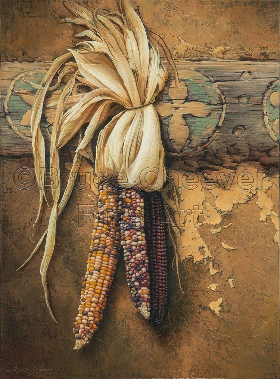 Cheever180611-02 Taos Flint Corn