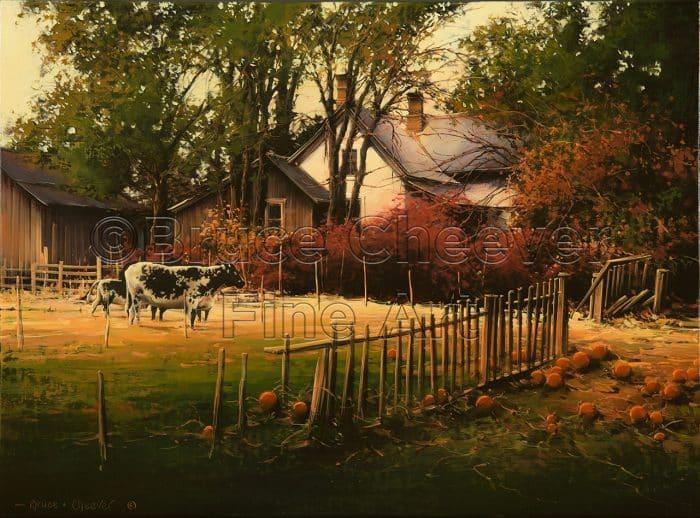 Cheever180813-01 Autumn Homestead