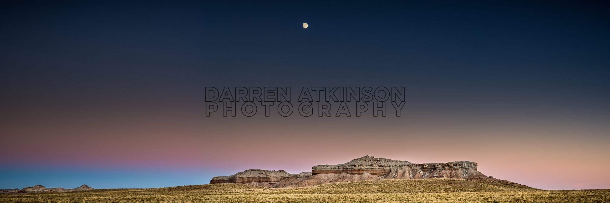 Grrenriver Moonrise 1